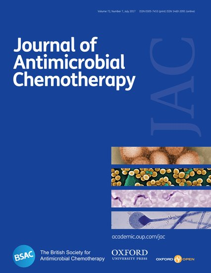 Journal Antimicrobial Chemotherapy